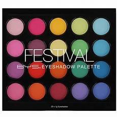 palette 20 fards 224 paupi 232 res festival par bys maquillage