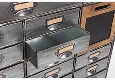 cassettiere vintage cassettiera industrial retr 242 cassettiere etniche orientali