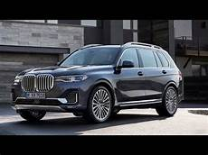 Bmw 7 Sitzer - 2019 bmw x7 all new 7 seat suv from bmw interior