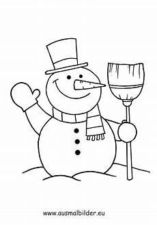 Ausmalbilder Weihnachten Schneemann Ausmalbild Schneemann Kostenlos Ausdrucken