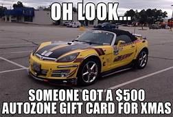 Saturn Sky Ricer  Car Memes Jokes Humor