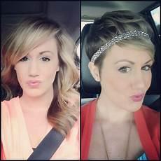 great long to short another dillahaj cut great pixie transformations short hair styles