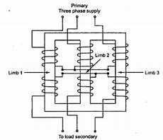 three phase transformer your electrical home