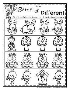 patterns pictures worksheets 215 preschool worksheets planning playtime