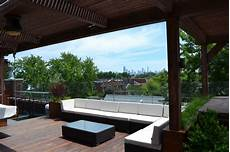 urban rooftop in lakeview contemporary deck chicago by chicago roof deck garden