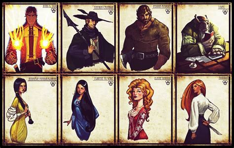 Wheel Of Time Character Art