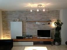 die besten 25 steinwand wohnzimmer ideen auf pinterest