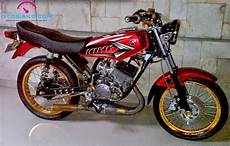 Modifikasi Motor Rx King 1997 by 18 Gambar Hasil Modifikasi Yamaha Rx King Terbaru Otosiako