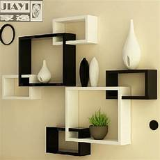 wohnzimmer regale design yi minimalist modern home wall shelving racks triples