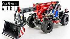 Lego Technic Build by Lego Technic 42061 Telehandler Lego Speed Build