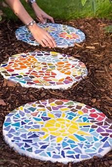 Diy Mosaik Gehwegplatten F 220 R Den Garten Baby Und