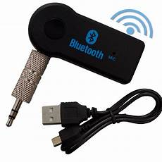 bluetooth aux in adapter dongle musik audio stereo radio