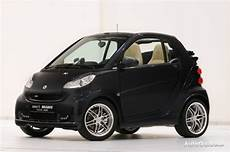 brabus tunes smart fortwo cabrio available in italy only