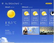 wetter windows 8 10 app chip