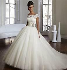 Corset White Wedding Gown