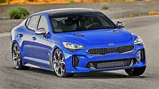 2018 kia stinger gt awd interior and exterior