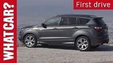 2017 Ford Kuga Driven What Car Drive