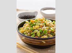edamame  quinoa  and shiitake mushroom salad_image