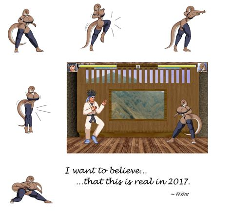 Kung Fu Man Mugen