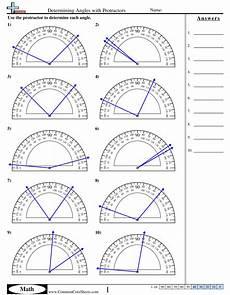 measuring angles worksheet 4th grade free 1956 4 md 6 worksheets