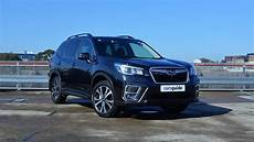 subaru forester 2 5i premium 2019 2020 review