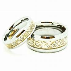 matching celtic wedding bands ebay