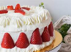 torta margherita con crema pasticcera e fragole torta fragole panna e crema le ricette di francesca