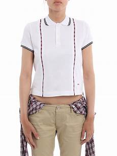 Suspender Polos dsquared2 faux suspenders polo shirt polo shirts