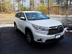 Toyota Highlander For Sale By Owner 2015 toyota highlander for sale by owner in bridgewater
