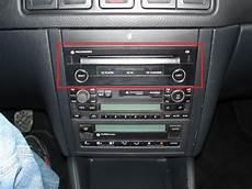 autoradio golf 4 changement autoradio 2 din ou mix audio et 233 lectronique