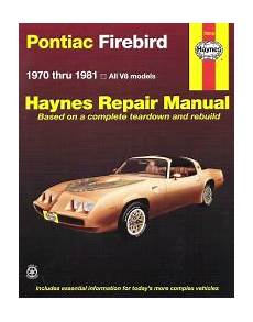 small engine maintenance and repair 1996 pontiac trans sport windshield wipe control 1970 1981 pontiac firebird haynes repair manual