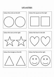 left and right ks1 worksheet by twinkle twin teaching resources tes