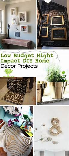 diy home decor projects cheap 20 cheap but amazing diy home decor projects