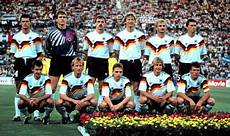 Uber Cool 1990 World Cup Winners West Germany Back