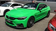 Bmw M4 Facelift - bmw m4 competition m performance facelift in java green