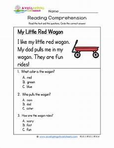 grade level worksheets kindergarten language arts reading comprehension worksheets reading