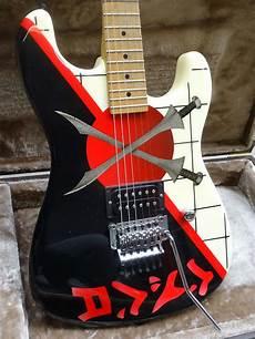 warren demartini guitar wayne charvel rock legend cross swords warren demartini reverb