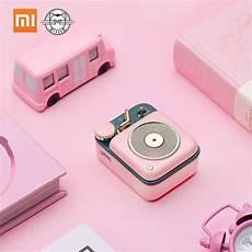 Xiaomi Mijia Smart Portable Wireless Inch by Xiaomi Mijia Bt Speaker Atomic Phonograph B612 Smart Mini