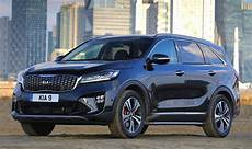 kia sorento 2018 new suv price specs for uk market