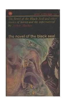 the novel of the black seal by arthur machen nook book ebook barnes noble 174