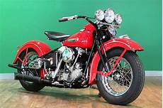 sold harley davidson knucklehead motorcycle auctions