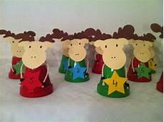 Weihnachtskalender Selbst Basteln - adventskalender elche weihnachten basteln meine werke