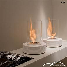 Tabletop Bioethanol Fireplace Made Of Marble Gordon
