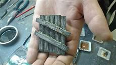 Holz Altern Im Modellbau Wood Weathering In Model