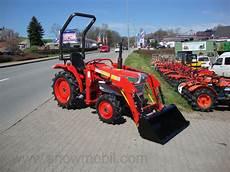 traktor mit frontlader kaufen kleintraktor allrad traktor kubota l1802dt frontlader neu