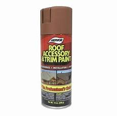 roof accessory spray paint terra cotta color