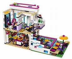 Malvorlagen Lego Friends House Shopping For Lego Friends Livi S Pop House 41135