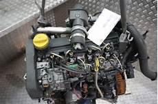 Moteur 1 5 Dci 82ch K9k722 Renault M 233 Gane 2 Scenic 2