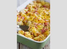 sausage   mushroom breakfast casserole_image