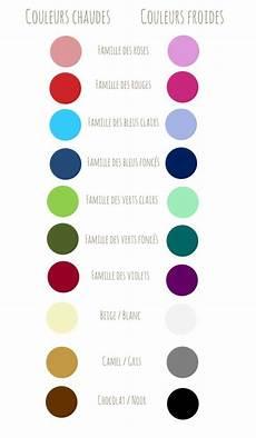 couleur chaude froide choisir les v 234 tements qui vous vont le mieux partie 1